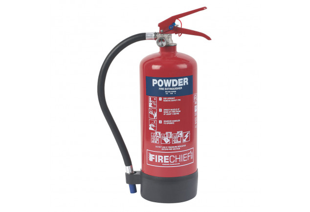 Firechief ABC Powder Fire Extinguisher 3kg