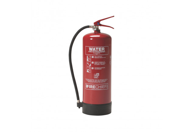 Firechief Water Fire Extinguisher 9L