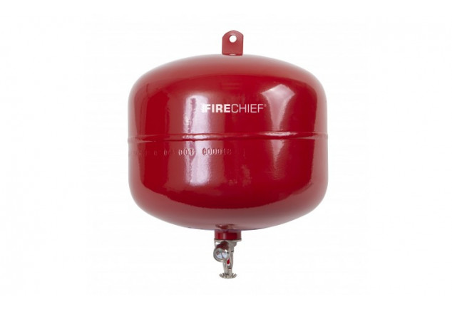 Automatic Powder Fire Extinguisher 10kg