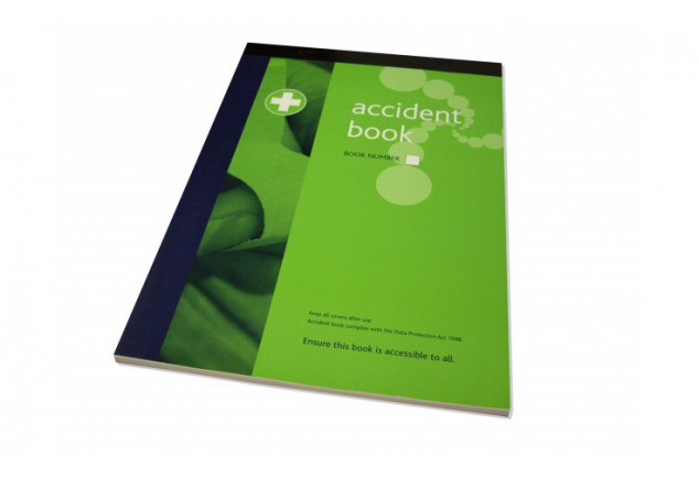 Accident Reporting Book