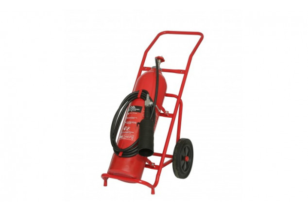 Co2 Wheeled Fire Extinguisher 20kg