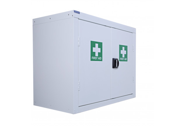 First Aid Cupboard Wall Mounted
