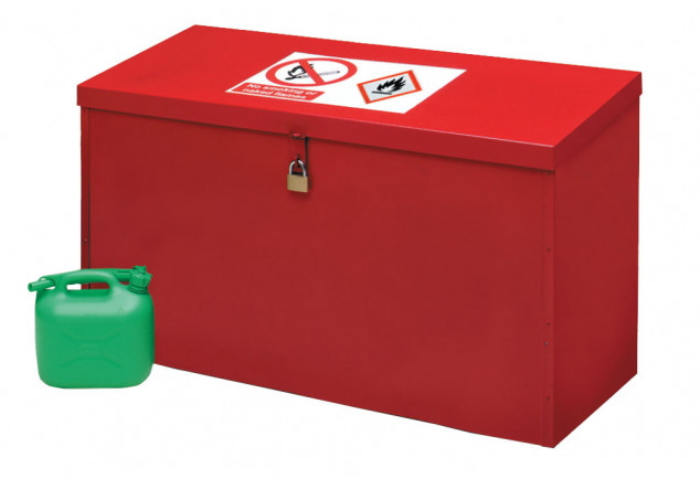 Flammable Liquid Storage Chest - Medium