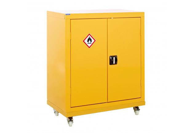 Mobile Hazardous Substance Cabinet - Large
