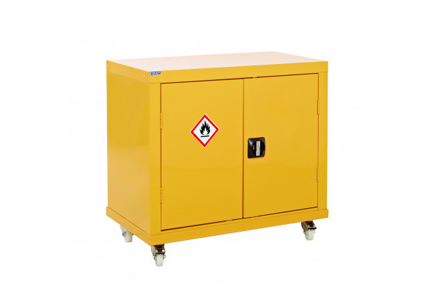 Mobile Hazardous Substance Cabinet - Small