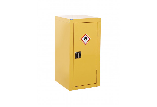 Hazardous Substance Cabinet 1 Door 1 Shelf - Single