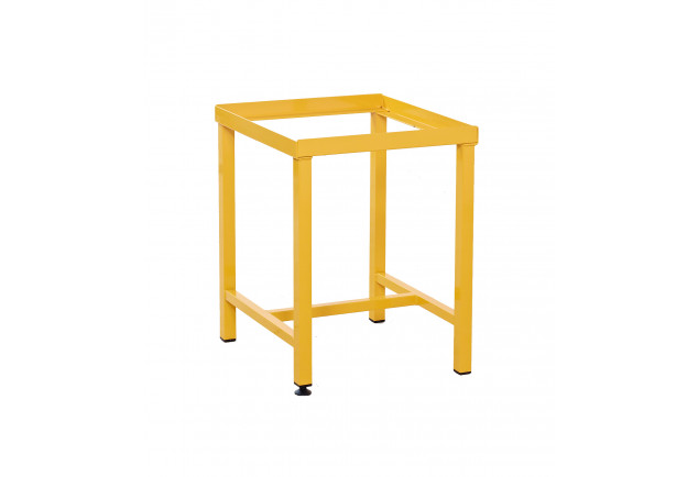 Yellow Cabinet Storage Stand 543 x 350 x 300mm