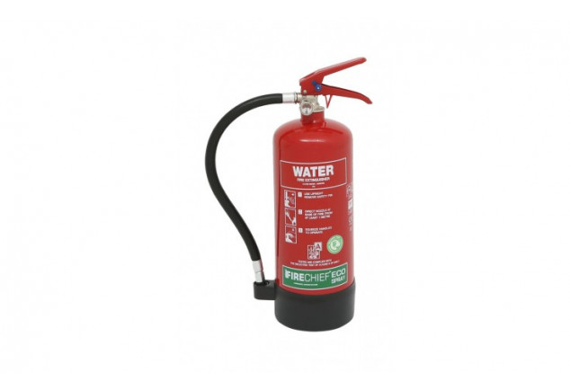 Firechief Water & Additive Fire Extinguisher 3L