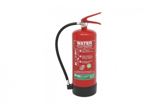 Firechief Water & Additive Fire Extinguisher 6L