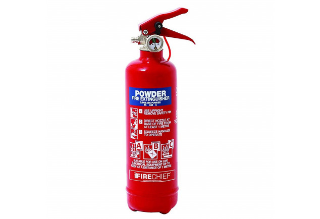 Powder Fire Extinguisher 600g