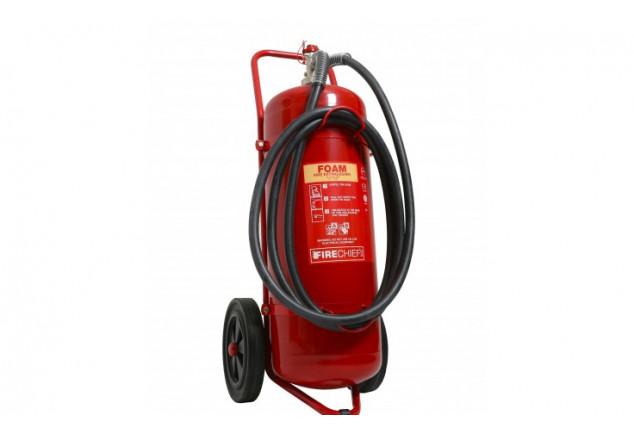 AFFF Foam Wheeled Fire Extinguisher 50L
