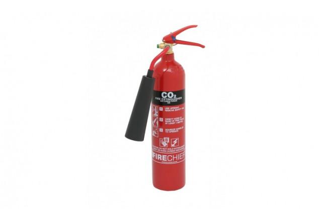 Firechief Xtr Co2 Fire Extinguisher 2kg