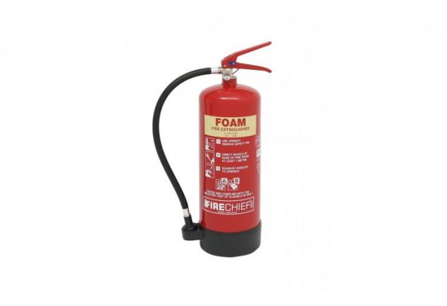 Firechief Foam Spray Fire Extinguisher 6L