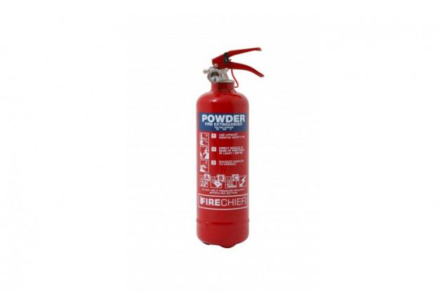 Firechief ABC Powder Fire Extinguisher 1kg