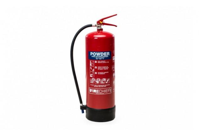 Firechief ABC Powder Fire Extinguisher 12kg