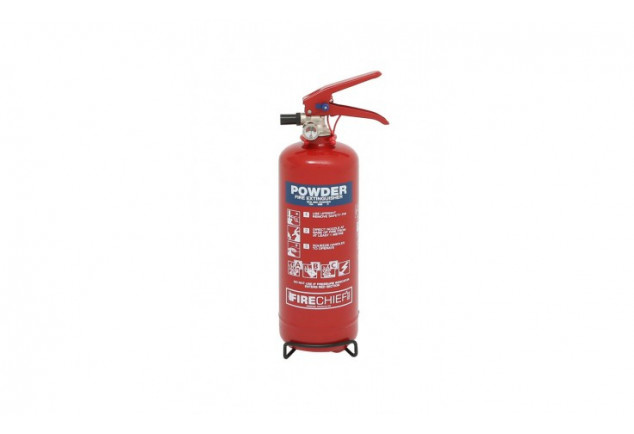 Firechief ABC Powder Fire Extinguisher 2kg
