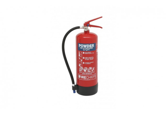 Firechief ABC Powder Fire Extinguisher 6kg