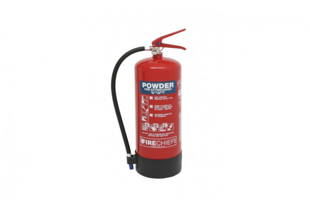 Firechief ABC Powder Fire Extinguisher 9kg