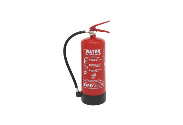 Firechief Water Fire Extinguisher 6L