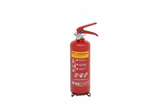 Wet Chemical Fire Extinguisher 2L