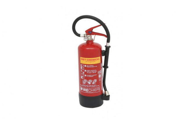 Wet Chemical Fire Extinguisher 3L