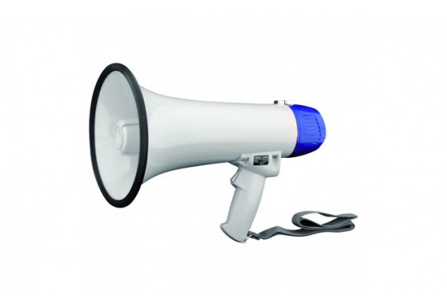 Mini Lightweight Megaphone with Built In Microphone