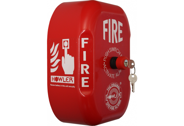 Howler Ho3 Site Alarm