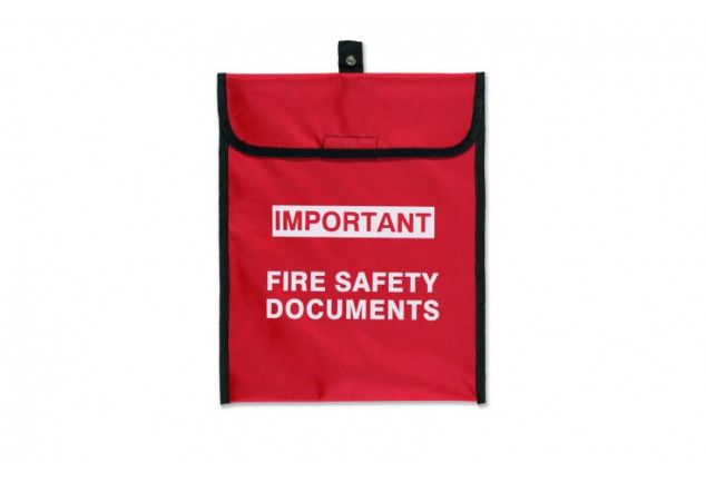 Soft Fabric Document Holder