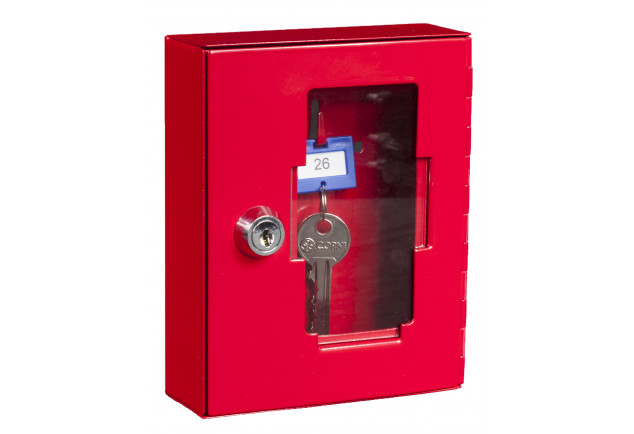 Emergency Key Cabinet - Window Door