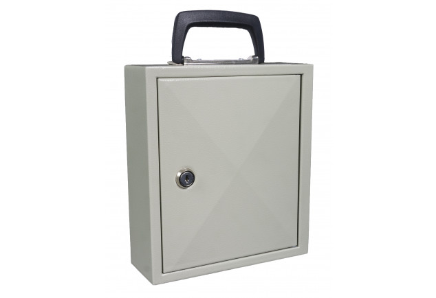 Mobile Key Cabinet 20 Keys - Key Locking