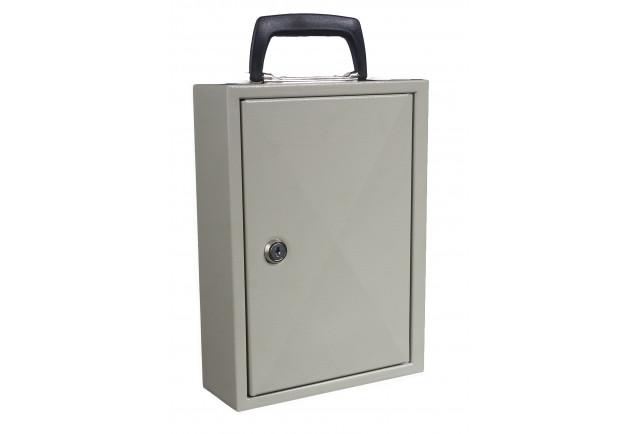 Mobile Key Cabinet 30 Keys -Key Locking