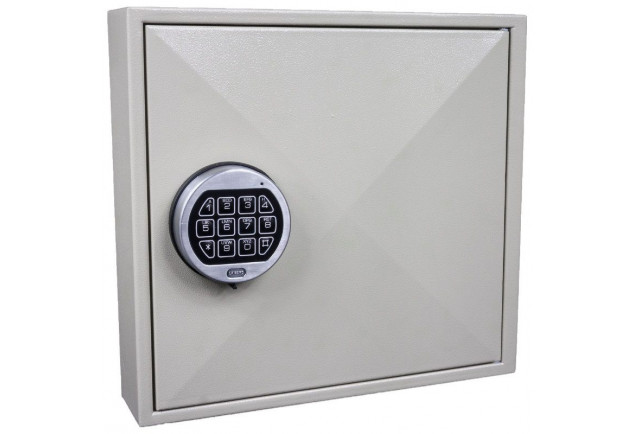 Key Cabinet 50 Keys - Audit Electronic Lock