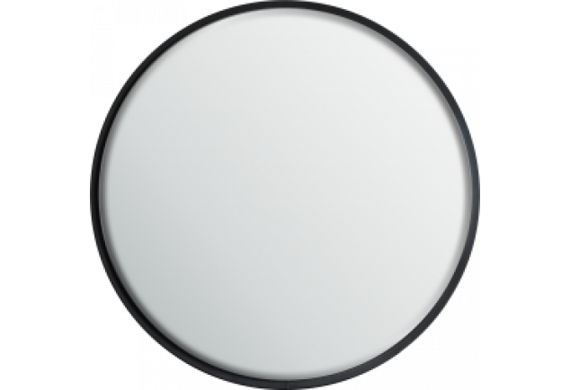 Convex Acrylic Mirror Wall Mounted 910mm