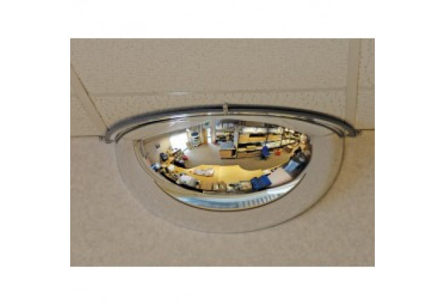 Half Dome Safety Mirror 600mm