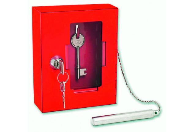 Emergency Key Cabinet - Window Door