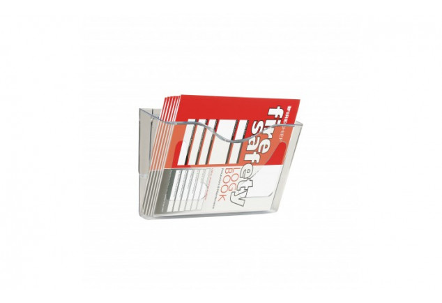 Document Holder Wall Mounted Perspex