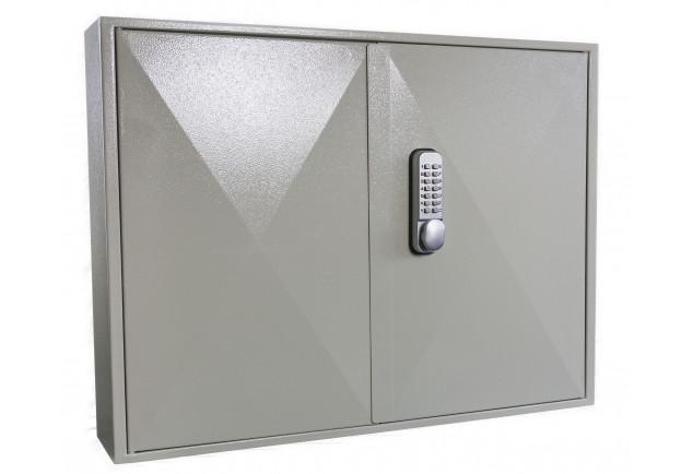 Padlock Cabinet 100 Locks - Mechanical Digital Lock