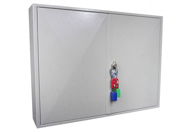 Padlock Cabinet 100 Locks - Padlockable Cam