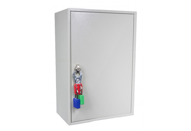 Key Cabinet 250 Hook - Padlockable Cam
