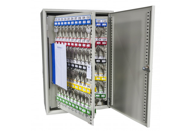 Key Cabinet 250 Hook - Key Locking