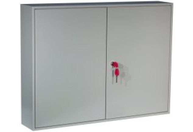 Key Cabinet 400 Hook - Key Locking