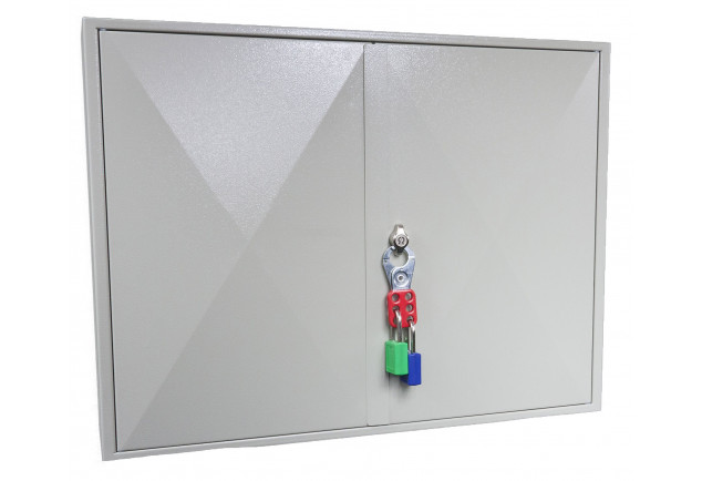 Key Cabinet 400 Hook - Padlockable Cam