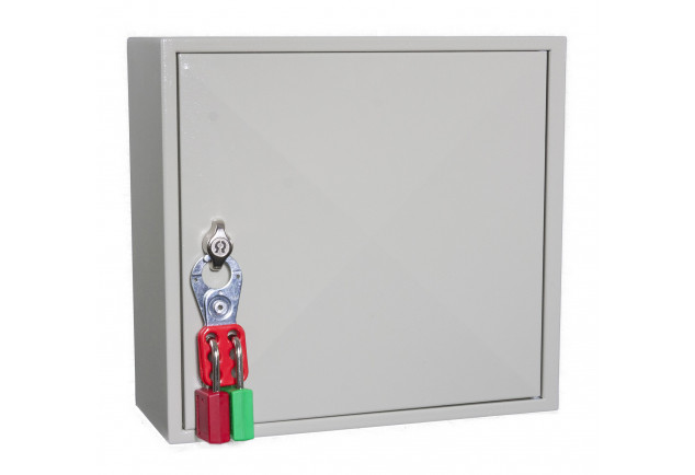 Deep Key Cabinets 50 Bunches Padlockable Cam