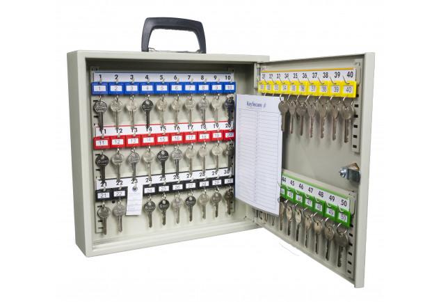 Mobile Key Cabinet 50 Keys - Key Locking