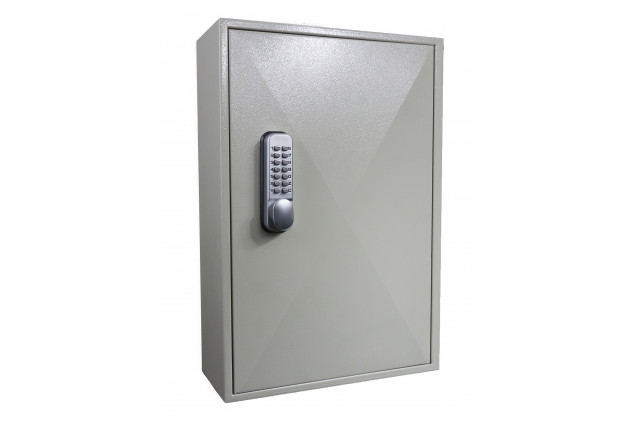 Padlock Cabinet 50 Locks - Mechanical Digital Lock