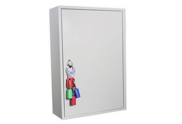 Padlock Cabinet 50 Locks - Padlockable Cam