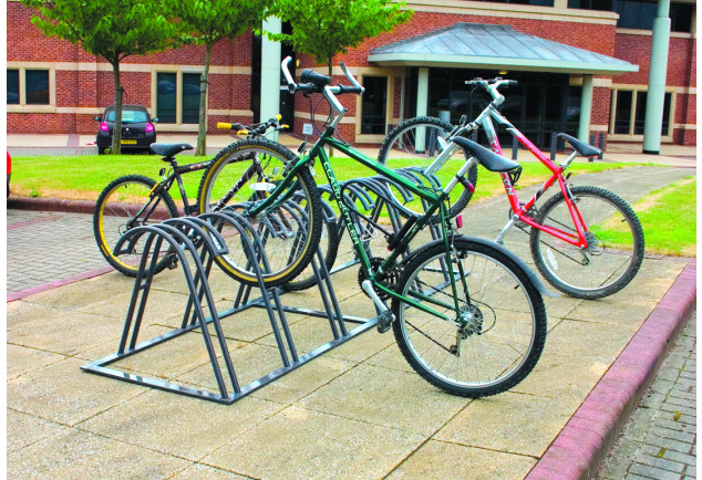 Double Sided Claw Bike Rack