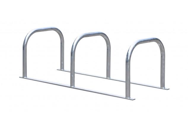 Triple Loop Cycle Rack for Junior Bikes