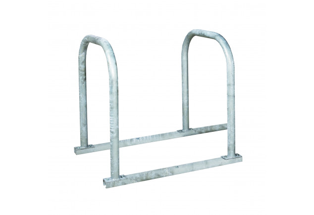Double Loop Cycle Rack for Adult Bikes