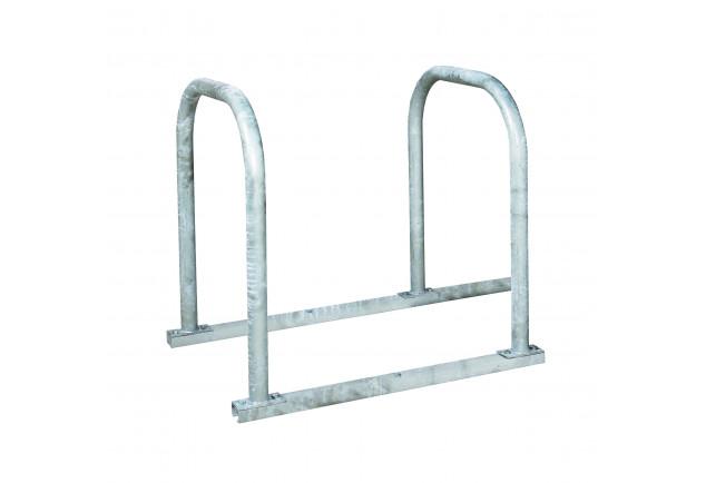 Double Loop Cycle Rack for Adult Bikes